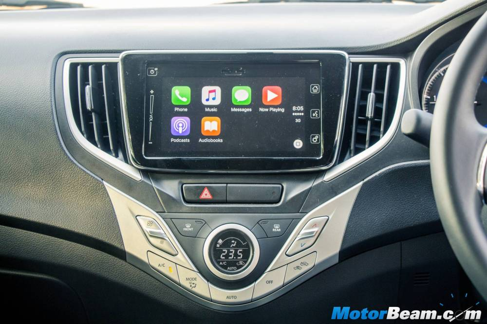 Maruti-Baleno-Apple-CarPlay