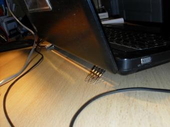 Forks-under-laptop